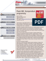 Macromedia Flash MX. Kompendium programisty