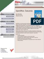 OpenOffice. Ćwiczenia
