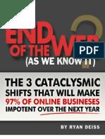 RyanDiess End of Web 1