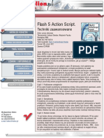 Flash 5 ActionScript. Techniki zaawansowane