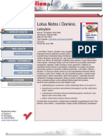 Lotus Notes i Domino. Leksykon