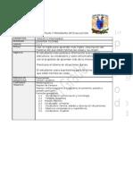 5. Plan y Programa de Evaluacion 5o.