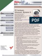 PC hardware. Almanach. Wydanie III