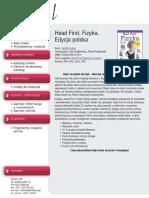 Head First. Fizyka. Edycja polska (Rusz głową!)