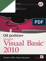 Visual Basic 2010. Od podstaw