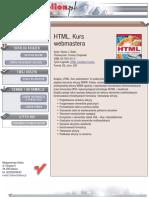 HTML. Kurs webmastera