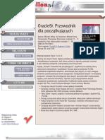 Oracle9i. Przewodnik dla początkujących