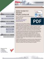 Adobe Acrobat 6.0 Standard. Oficjalny podręcznik