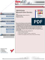 Administracja Microsoft Active Directory