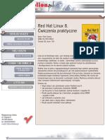Red Hat Linux 8. Ćwiczenia praktyczne