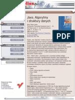 Java. Algorytmy i struktury danych