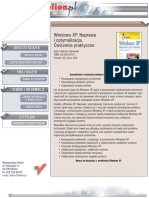 Windows XP. Naprawa i optymalizacja. Ćwiczenia praktyczne