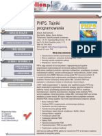 PHP5. Tajniki programowania