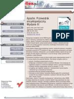 Apache. Przewodnik encyklopedyczny. Wydanie III