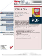 HTML 4. Biblia