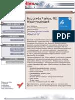 Macromedia FreeHand MX. Oficjalny podręcznik