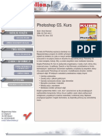 Photoshop CS. Kurs