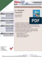 C++BuilderX. Ćwiczenia