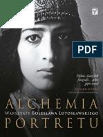 Alchemia portretu. Warsztaty Bolesława Lutosławskiego