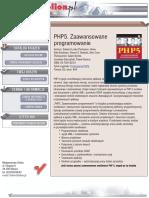 PHP5. Zaawansowane programowanie