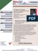 Architektura systemów zarządzania przedsiębiorstwem. Wzorce projektowe
