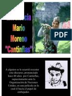 Discurso de Mario Moreno Cantinflas