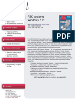 ABC systemu Windows 7 PL