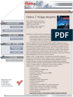Fedora 7. Księga eksperta