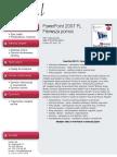 PowerPoint 2007 PL. Pierwsza pomoc