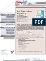 Java. Kompendium programisty