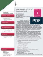 Adobe InDesign CS4/CS4 PL. Oficjalny podręcznik