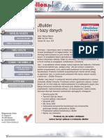 JBuilder i bazy danych