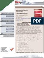 Macromedia Flash 8 Professional. Oficjalny podręcznik