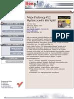 Adobe Photoshop CS2. Wystarczy jedno kliknięcie!