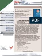 Strukturalna organizacja systemów komputerowych. Wydanie V