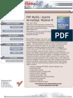PHP, MySQL i Apache dla każdego. Wydanie III