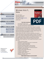 Windows Vista PL. Biblia