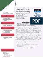 Serwis Web 2.0. Od pomysłu do realizacji