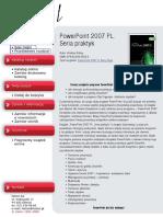 PowerPoint 2007 PL. Seria praktyk