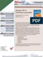 Windows XP PL. Ilustrowany przewodnik