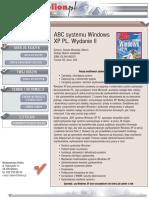 ABC systemu Windows XP PL. Wydanie II