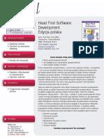 Head First Software Development. Edycja polska (Rusz głową!)