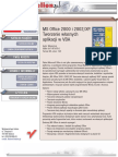 MS Office 2000 i 2002/XP. Tworzenie własnych aplikacji w VBA