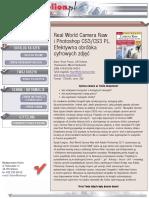 Real World Camera Raw i Photoshop CS3/CS3 PL. Efektywna obróbka cyfrowych zdjęć