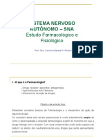 SNA farmacoe fisiologia