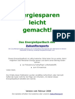 EnergieSparBuch