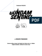 The Maximum Gundam Sentinel Complete With Page Numbers