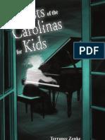Ghosts of the Carolinas for Kids by Terrance Zepke