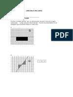 Actividad Graficas Integral Definida Area Una Curva