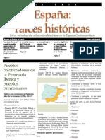 Raíces históricas de la España contemporánea